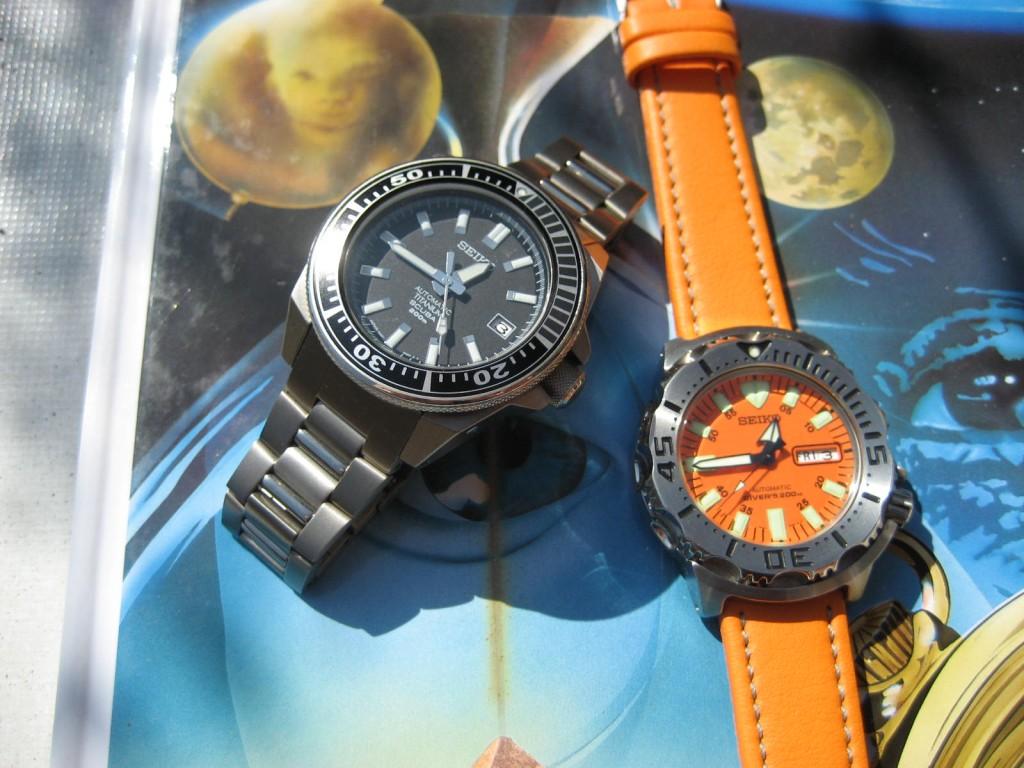 SBDA001 und SKX781 2